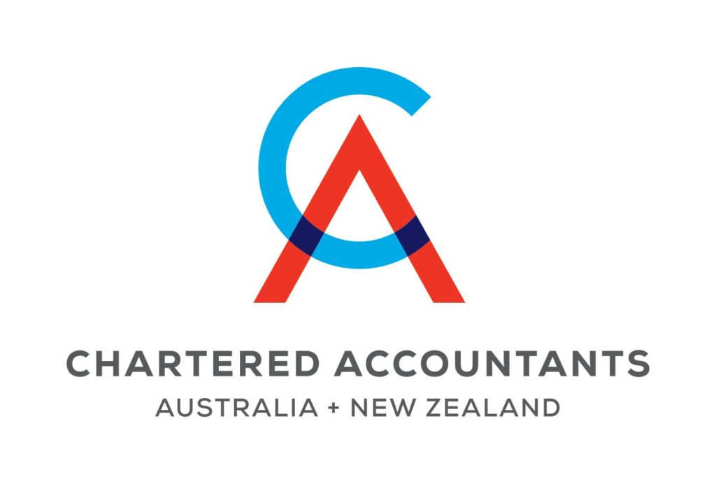 chartered accountants australia logo